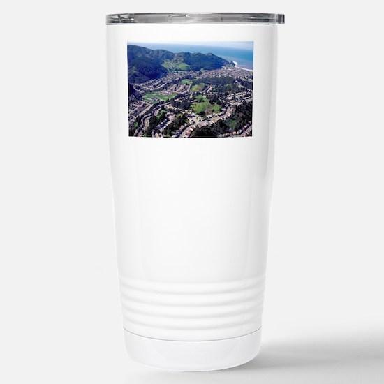 Pacifica California Stainless Steel Travel Mug
