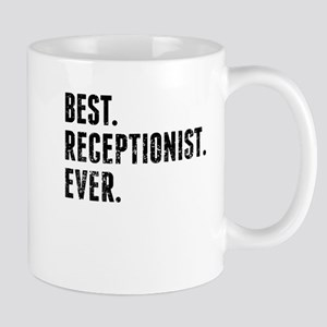 Best Receptionist Ever Mugs