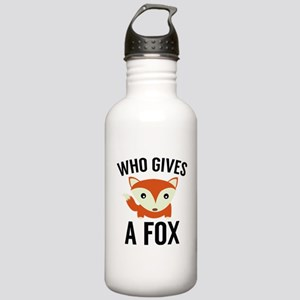 Who Gives A Fox Stainless Water Bottle 1.0L