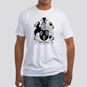 Whitaker Family Crest Fitted T-Shirt