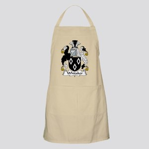 Whitaker Family Crest BBQ Apron