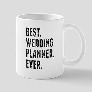 Best Wedding Planner Ever Mugs