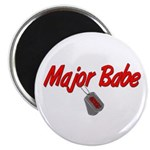 USCG Major Babe Magnet