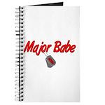 USCG Major Babe Journal