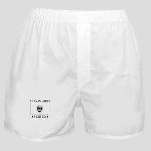 Buenos Aires Argentina Boxer Shorts