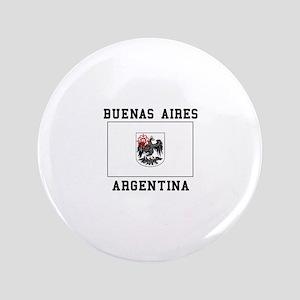 Buenos Aires Argentina Button
