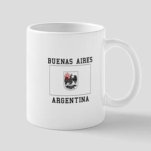 Buenos Aires Argentina Mugs
