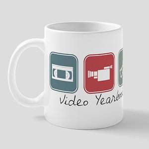 Video Yearbook (Squares) Mug