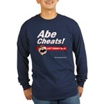 Abe Cheats Long Sleeve T-Shirt