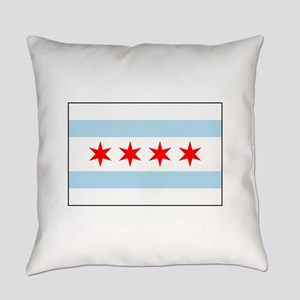 Chicago, Illinois USA Everyday Pillow