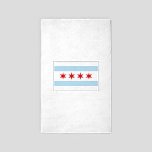 Chicago, Illinois USA Area Rug