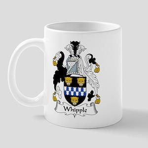 Whipple Family Crest Mug