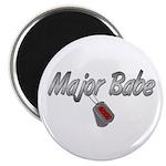 USCG Major Babe ver2 Magnet