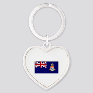 Cayman Islands Flag Keychains