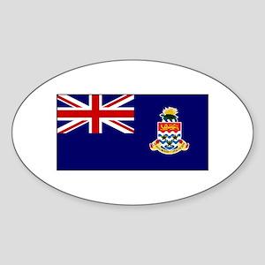 Cayman Islands Flag Sticker