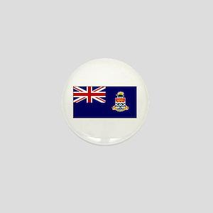 Cayman Islands Flag Mini Button
