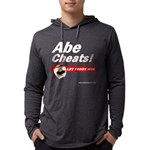 Abe Cheats Hooded Shirt In Long Sleeve T-Shirt
