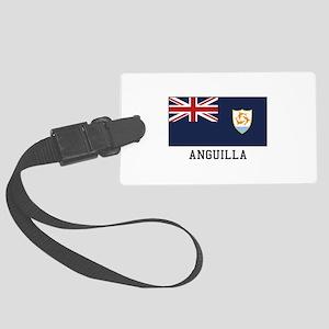 Anguilla Luggage Tag