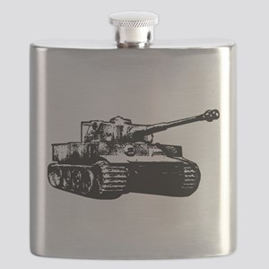 Tiger I Flask
