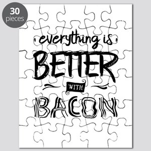 Better With Bacon Puzzle