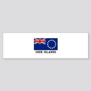 Cook Islands1 Bumper Sticker