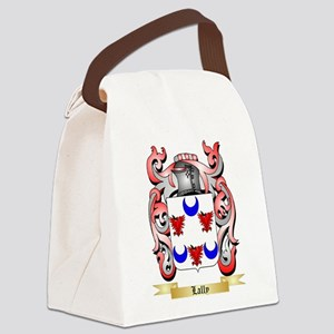 Lally Canvas Lunch Bag