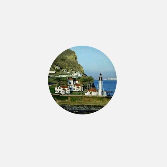 Point Loma Lighthouse Mini Button