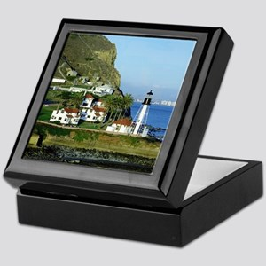 Point Loma Lighthouse Keepsake Box