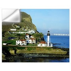 Point Loma Lighthouse Wall Decal
