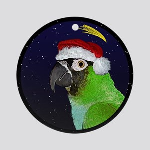 Christmas Night Nanday Conure Christmas Ornament