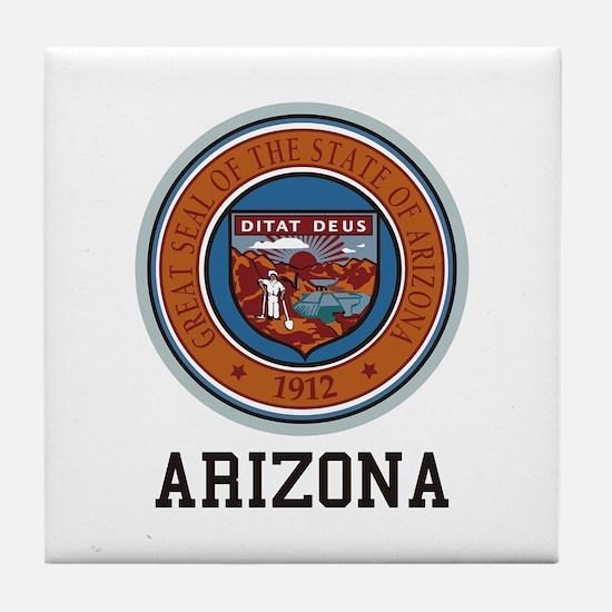 Arizona Tile Coaster