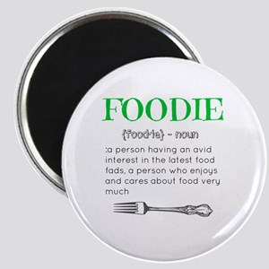 Foodie Definition  Magnet
