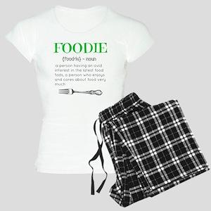 Foodie Definition  Women's Light Pajamas
