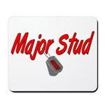 USCG Major Stud Mousepad