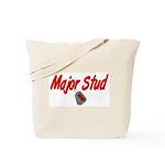 USCG Major Stud  Tote Bag