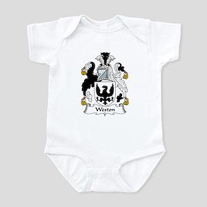 Weston Family Crest Infant Bodysuit