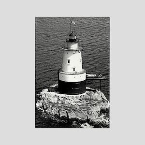 Sakonnet Lighthouse Rectangle Magnet