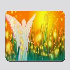Sun Angel Mousepad