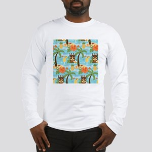 Tiki Island Long Sleeve T-Shirt