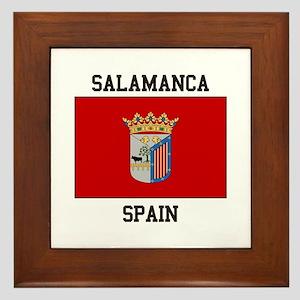 Salamance Salamanca, Spain Framed Tile
