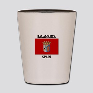 Salamance Salamanca, Spain Shot Glass