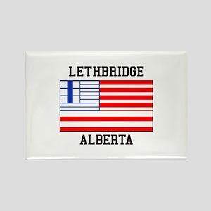 Lethbridge, Alberta Magnets