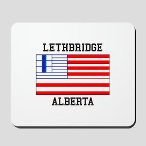 Lethbridge, Alberta Mousepad