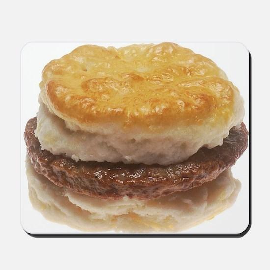 Sausage Biscuit Mousepad