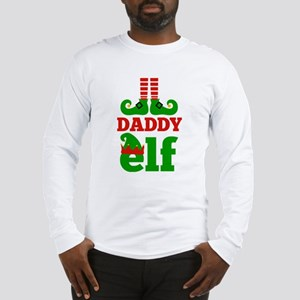 Daddy Elf Long Sleeve T-Shirt