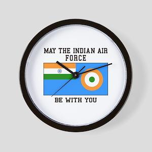 Indian Air Force Flag Wall Clock