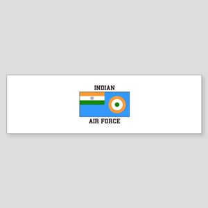 Indian Air Force Bumper Sticker