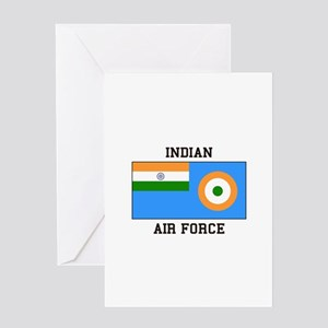 Indian Air Force Greeting Cards