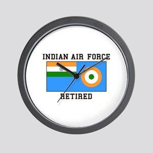 Indian Air Force Retired Wall Clock
