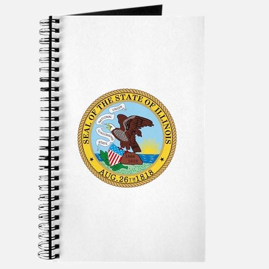 Illinois State Seal Journal